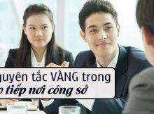 7 nguyên tắc VÀNG trong cách giao tiếp nơi công sở cần phải biết