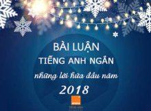Bai-luan-tieng-anh-ngan-ve-nhung-loi-hua-dau-nam-2018