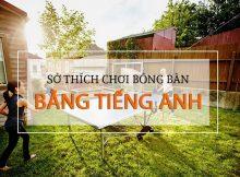 so-thich-choi-bong-ban-bang-tieng-anh
