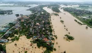 Viết đoạn văn tiếng Anh về lũ lụt