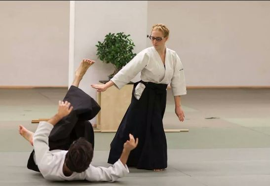 bai viet tieng anh ve so thich mon vo aikido